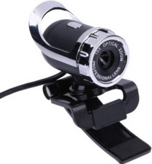 Webcam 12.0 Mega Pixel HD USB